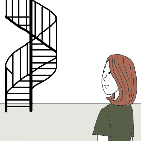 Spiral staircase png. Dream dictionary interpret now