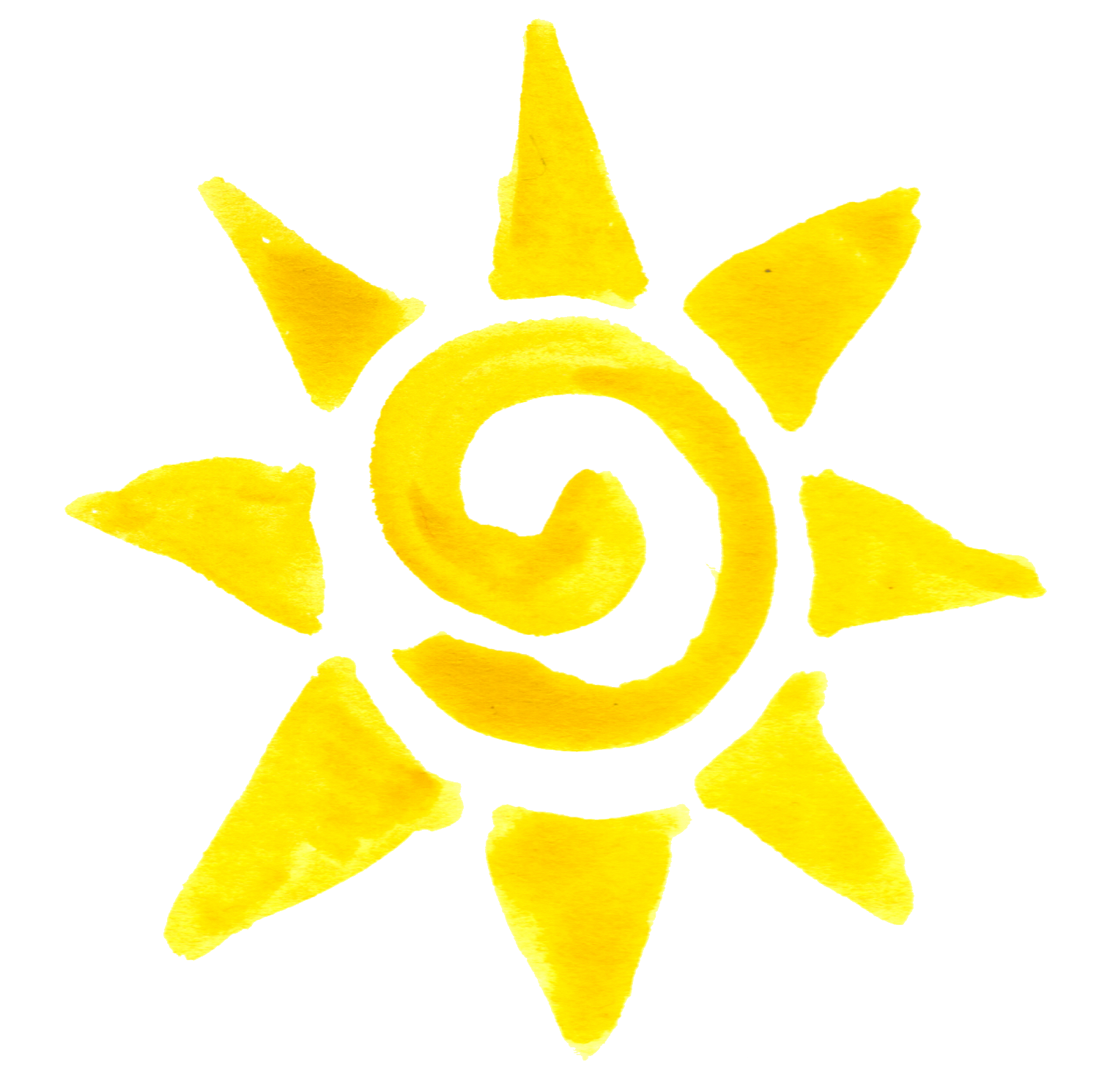 Spiral sun png. Collection of drawing