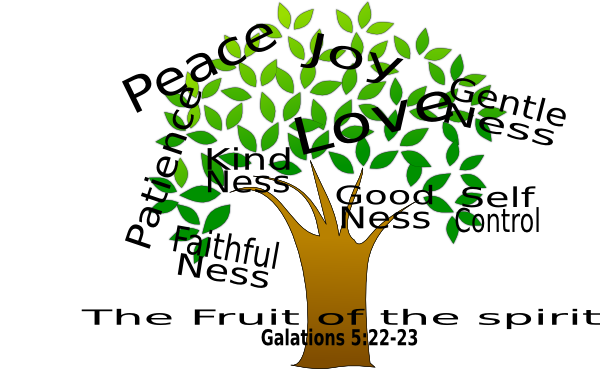 fruit of the spirit png