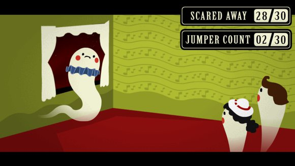 Spirit clipart horror. Scare free scary character