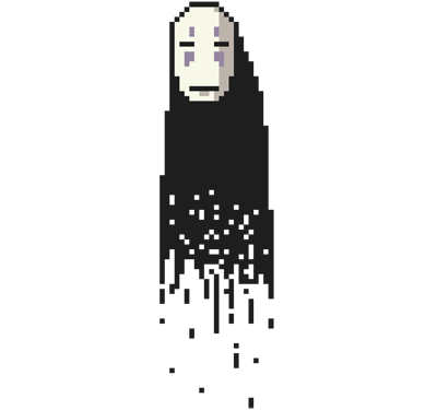 Spirited away no face png. Image about transparent in