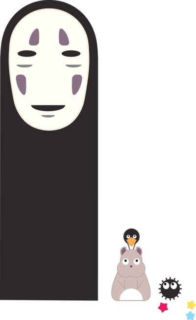 Spirited away no face png. By justin hoffman on