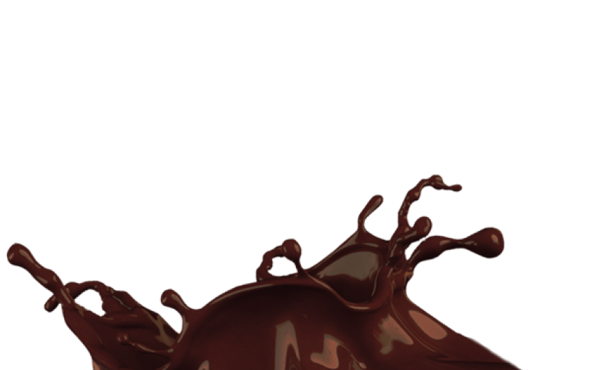 Melted chocolate background png. Splash free images toppng