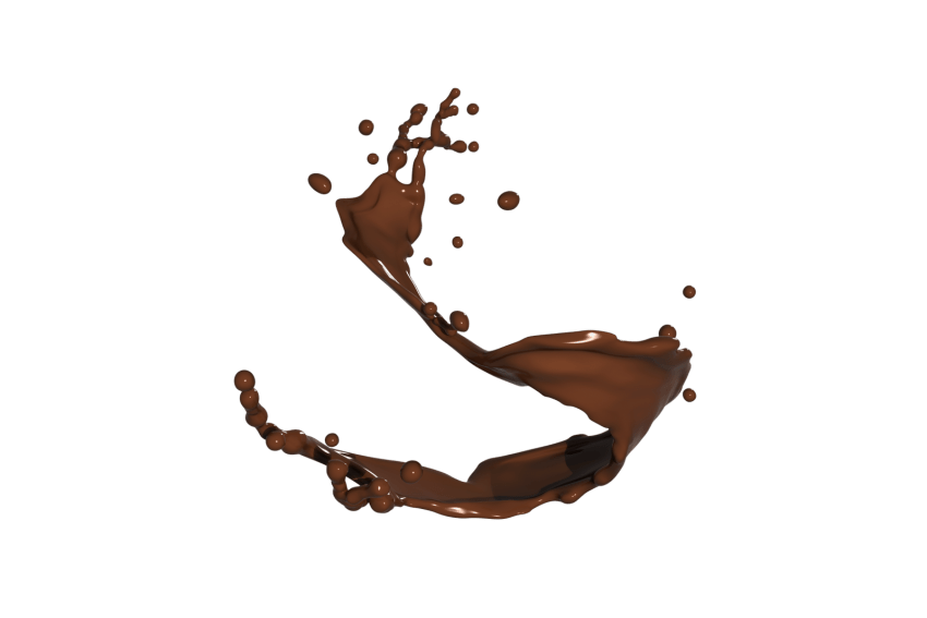 Splash clipart chocolate. Png free images toppng