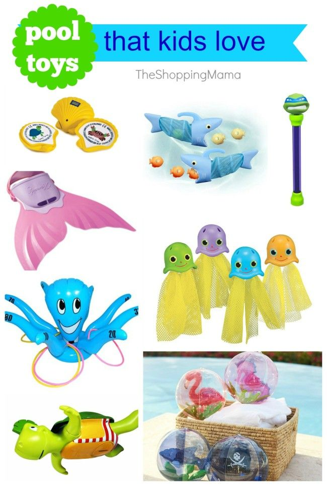 Splash clipart pool toy. Toys that make a