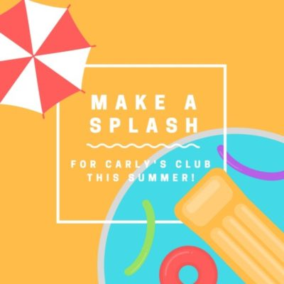 Splash clipart summer bash. Make a this for