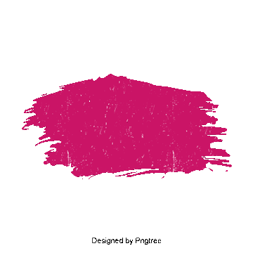 Pink paint stroke png. Painting brush images vectors
