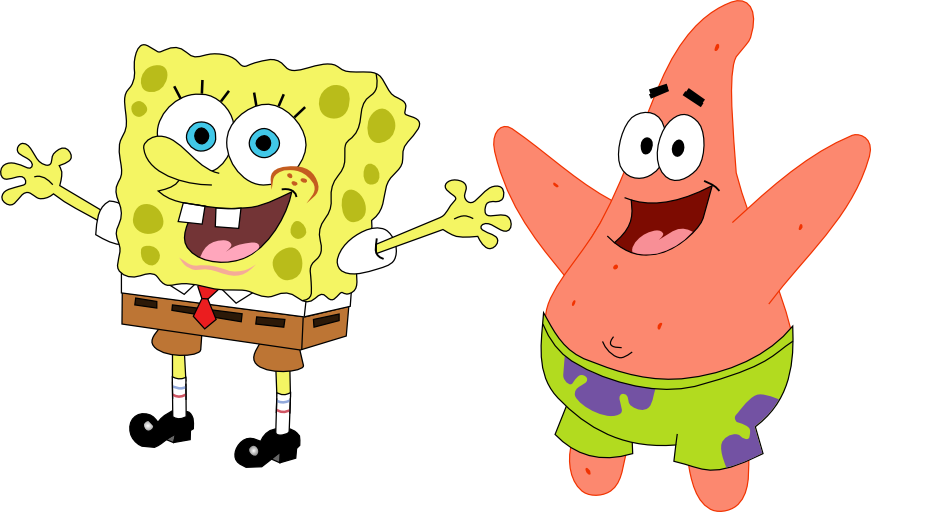 Spongebob and patrick png. Image icon pack by