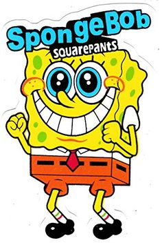 Spongebob clipart toxin. Hand painted squarepants production