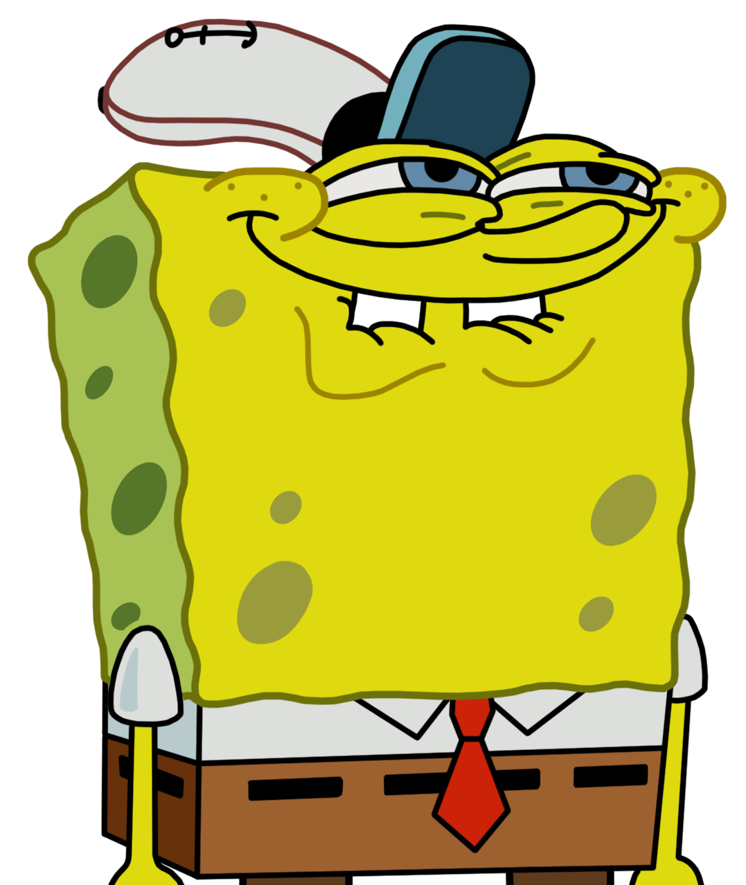 Spongebob fun png. Template you like krabby