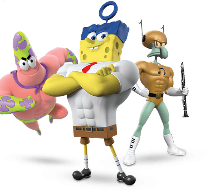 rich squidward png