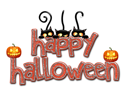 Spooky clipart birthday halloween. Free happy at getdrawings