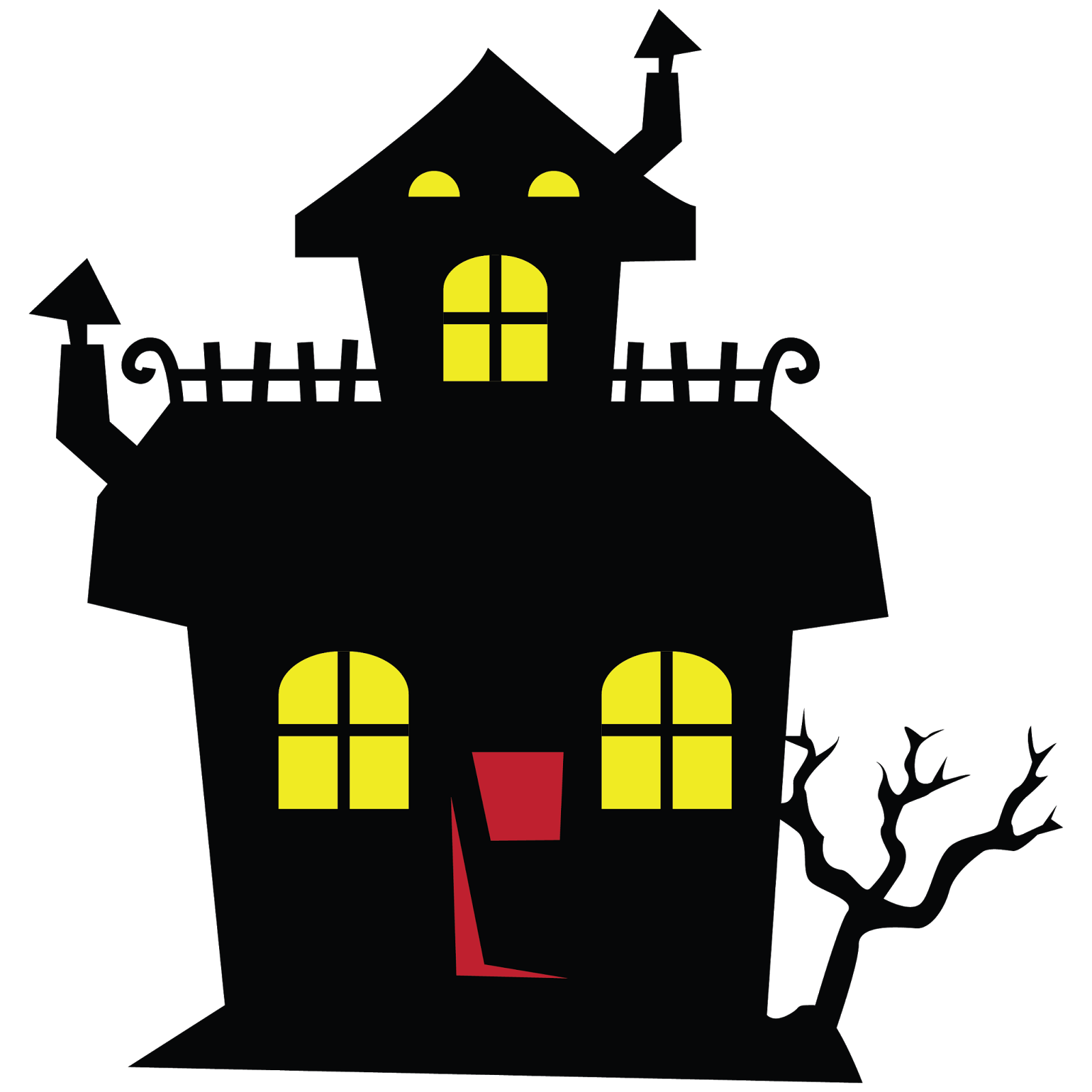 Spooky clipart cool. Haunted mansion savoronmorehead house