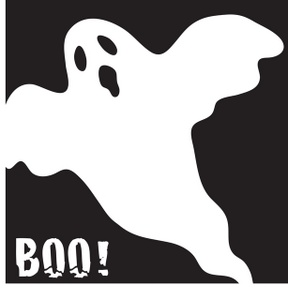 Spooky clipart ghost. Image panda free images