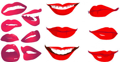 Spooky clipart mouth. Scary free fear terror