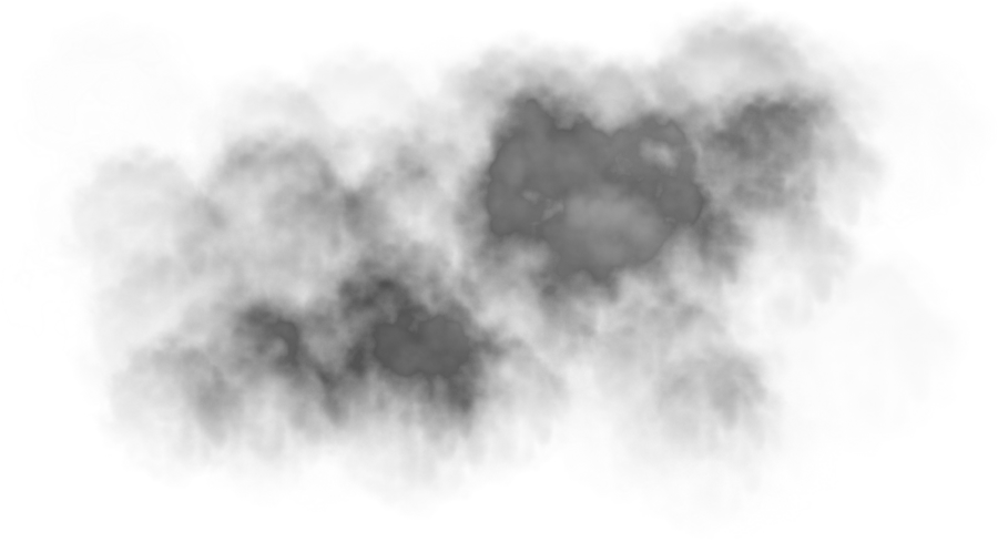 Spooky clouds png. Misc cloud smoke element