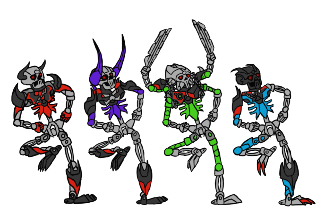 Spooky scary skeletons png. Bonkle by irrationallyrational on