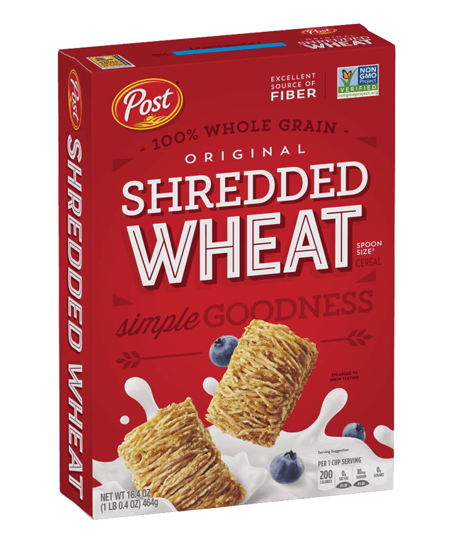 Spoon of cereal png. Shredded wheat original size
