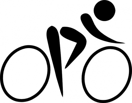 Sport clipart cycling. Olympic sports road panda