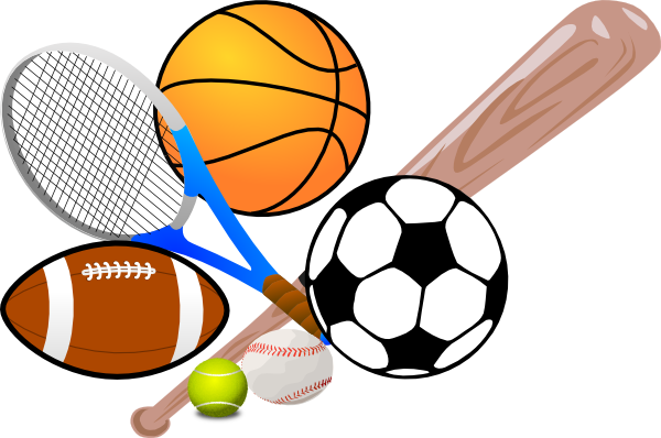 Sport clipart supply. Lc summer sports camps