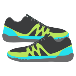 Sport shoe icon png. Free shoes download in