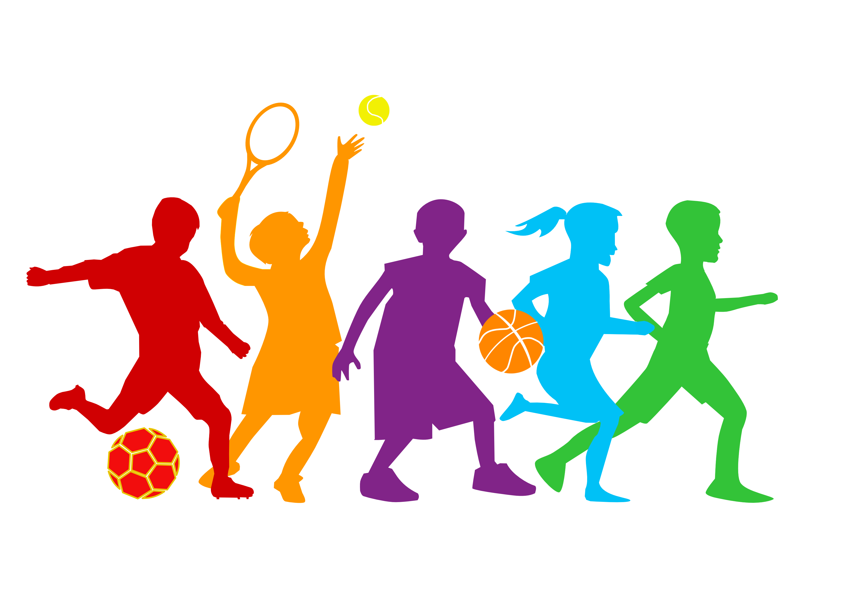 Kids sports png. New guide for coaches