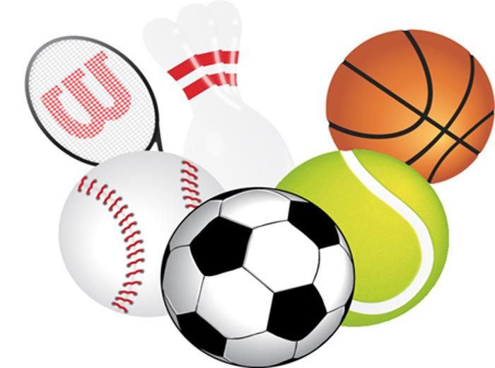 Sports clipart. Spring
