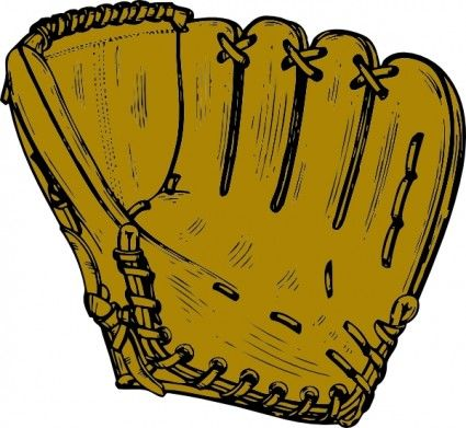 Sports clipart glove. Baseball theme teaching parties