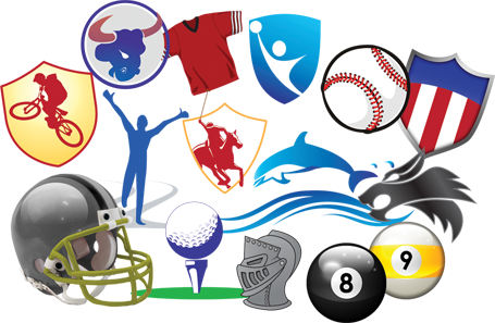 Sports clipart team. Art macware graphic collection