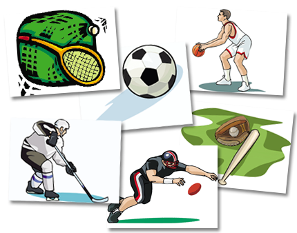 Sports clipart team. Free school sport pictures