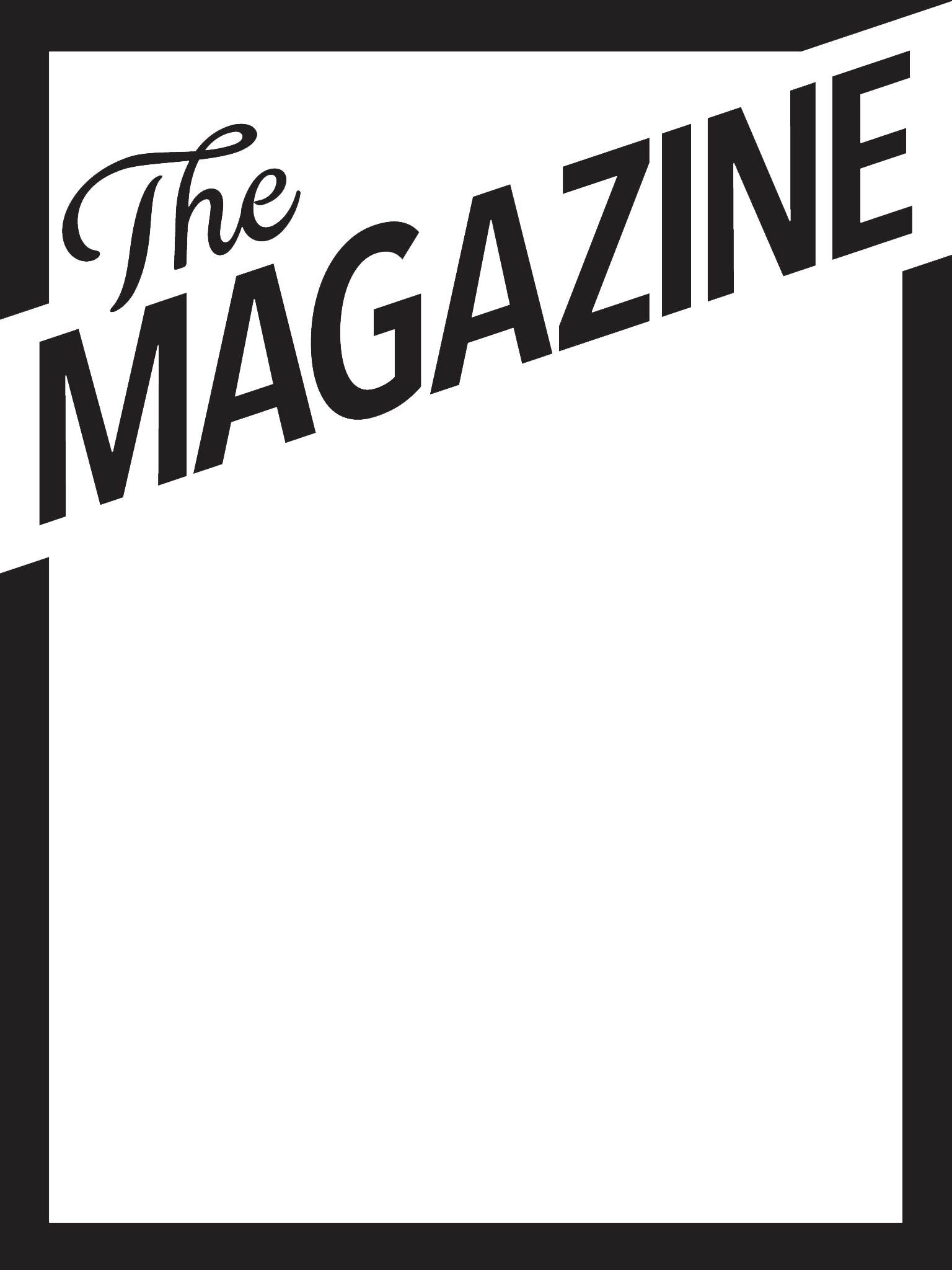 Magazine cover templates . Vector magazines blank image transparent download