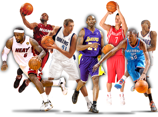 Sports stars png. League pass pinterest nba