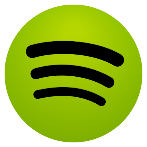 Spotify logo png transparent. Receives minor update talkandroid