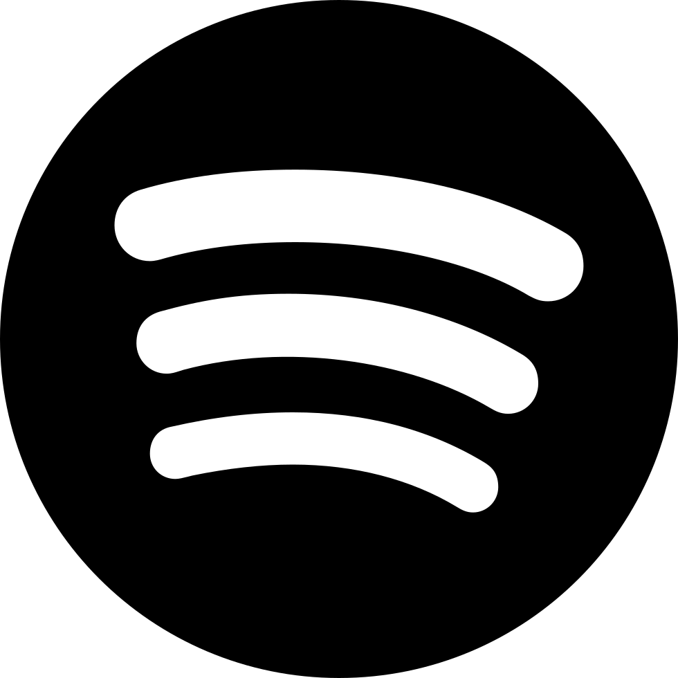 Spotify png icon. Svg free download onlinewebfonts