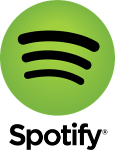 Spotify vector logo. Ai free download