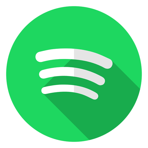 Spotify vector meaning. Icon logo transparent png