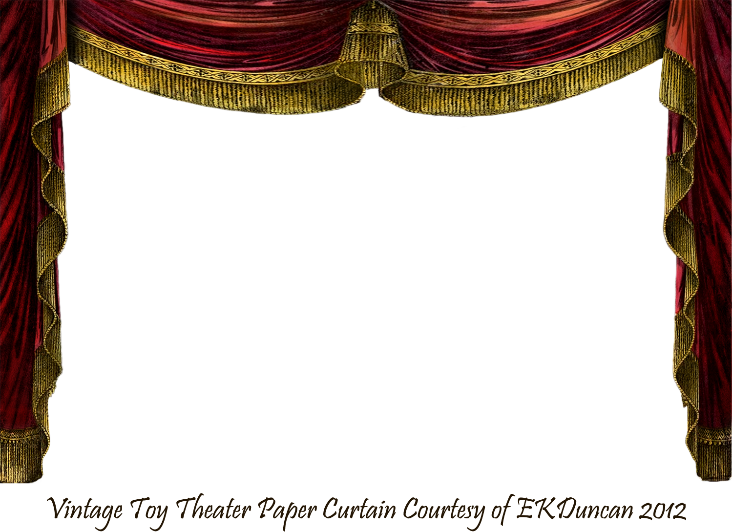Brown stage curtains png. Free theatre download clip