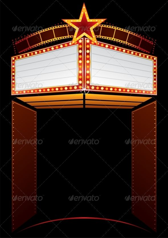 Spotlight clipart movie premiere. Pinterest banners and celebrations