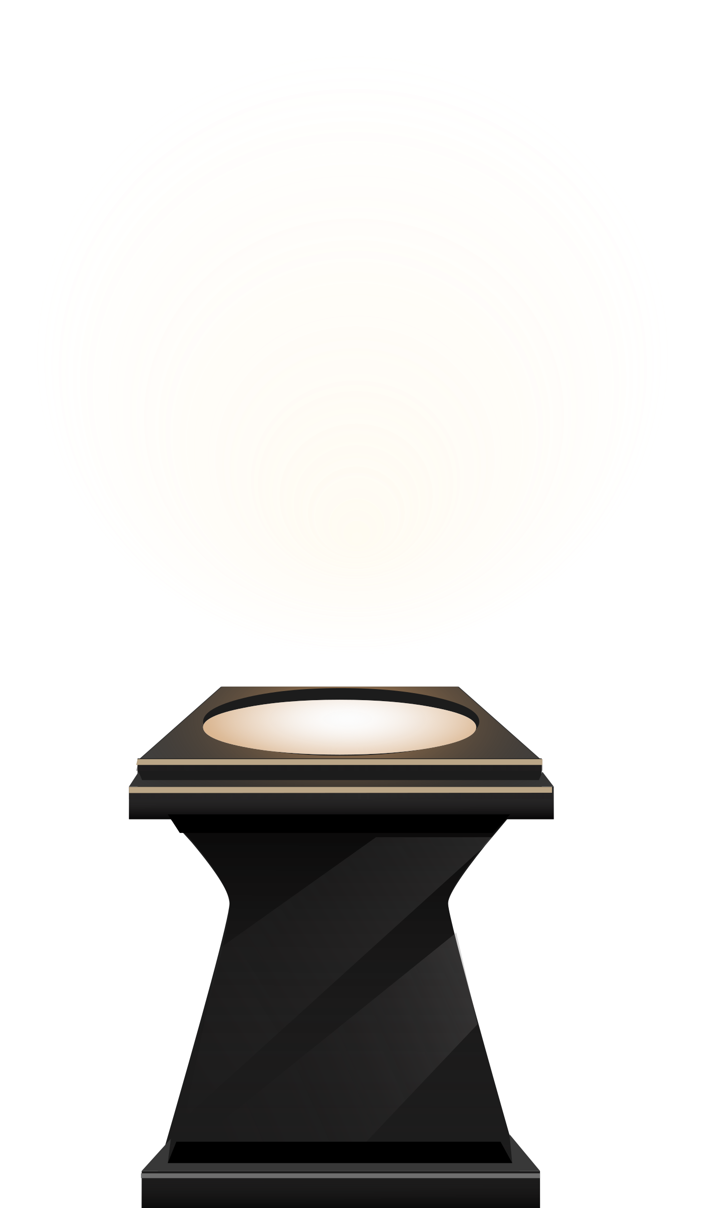 Spotlight .png. Pedestal from glitch icons
