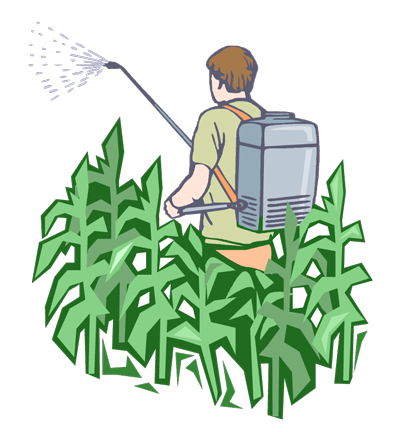Spray clipart insecticide spray. Pm report pesticide
