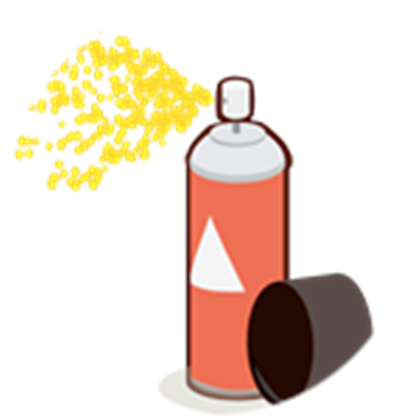 Spray clipart pepper spray. Roblox
