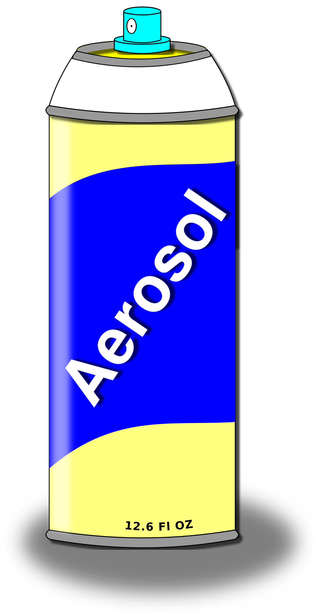 Spray clipart spray can. Aerosol big image png