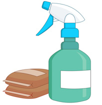 Spray clipart. Search results for clip