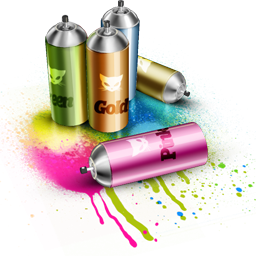 Spray paint can png. Free cliparts download clip