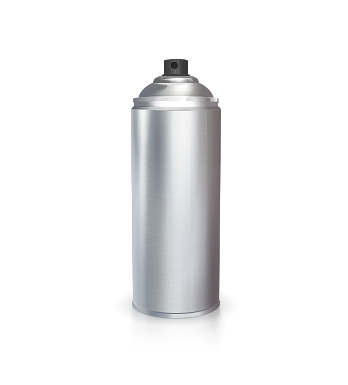 Spray paint can png. Gre g