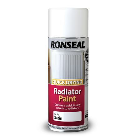 Spray paint can png. Quick dry radiator ronseal