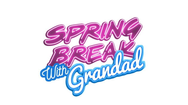 Spring break png. With grandad shows mtv