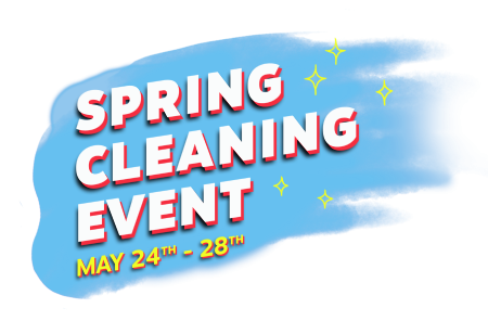Spring cleaning png. Steam event rewards players
