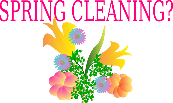 Spring cleaning png. Clip art at clker
