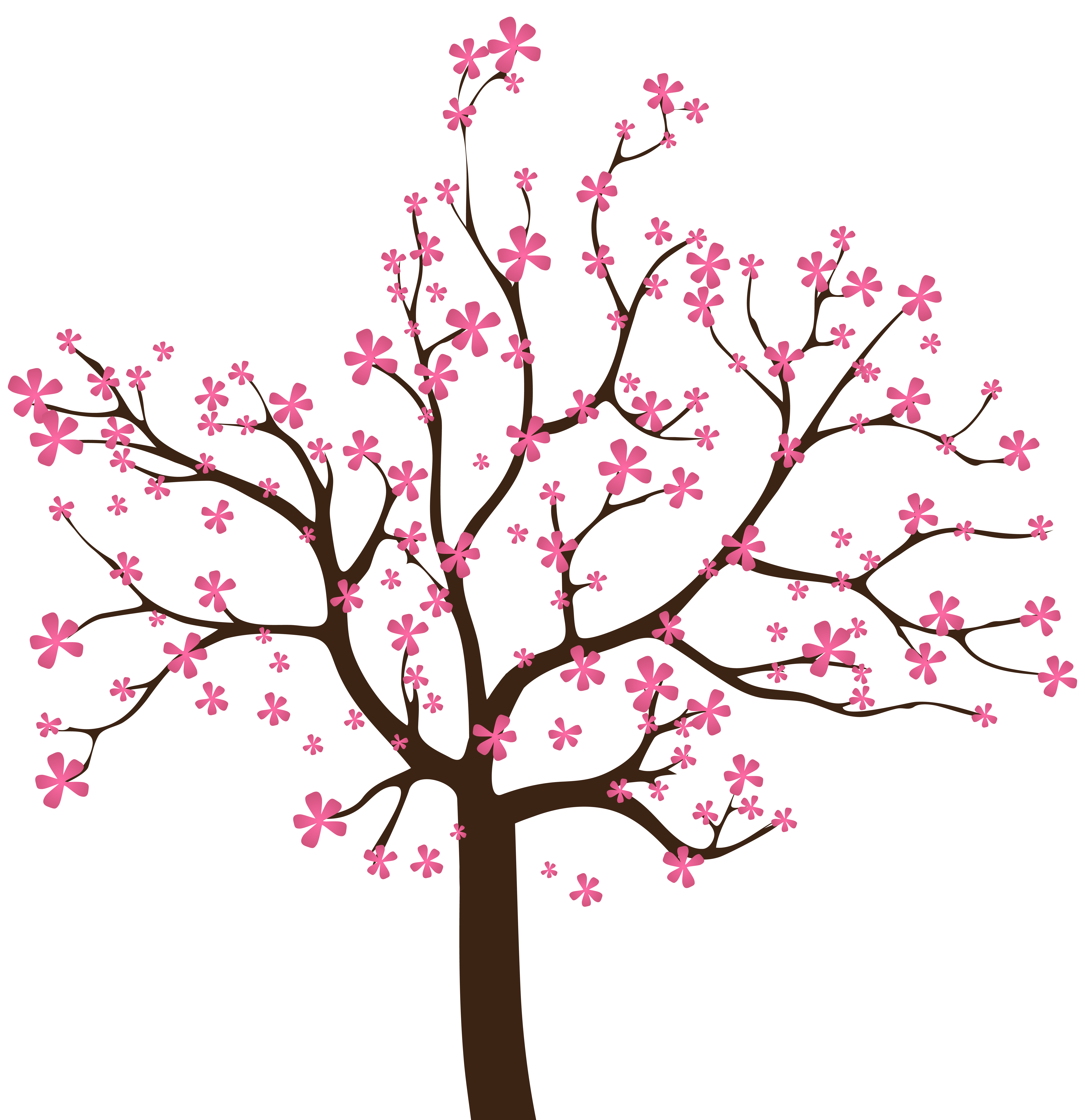 Spring tree png. Clip art image gallery